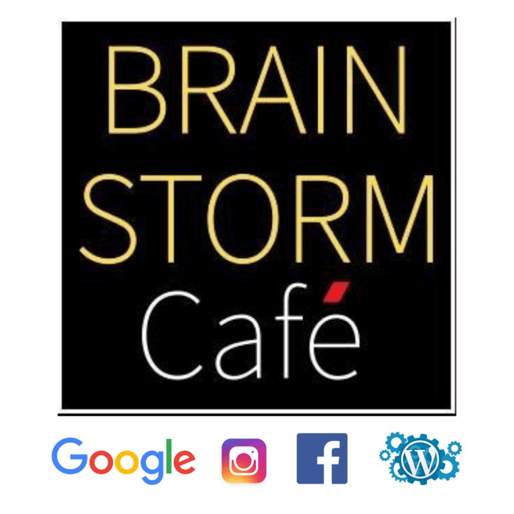 Brainstorm Cafe Website Developer